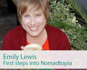 Emily Lewis Nomadtopia Radio podcast
