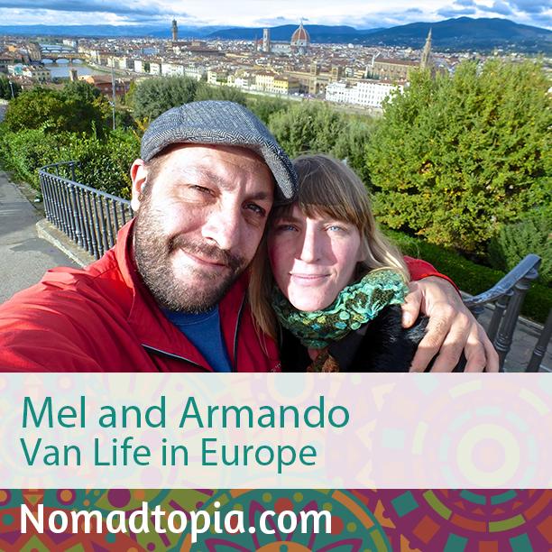 Mel and Armando