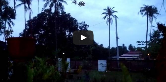 call to prayer video, Langkawi, Malaysia