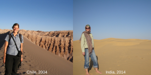10 years as a nomad