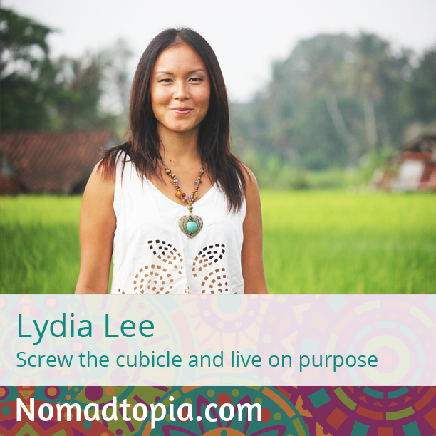 Lydia Lee