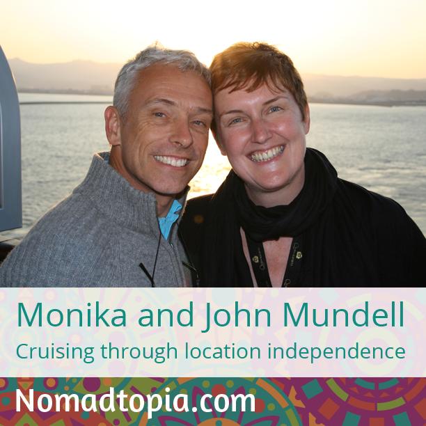 Monika and John Mundell