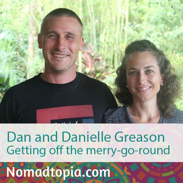 Dan and Danielle Greason