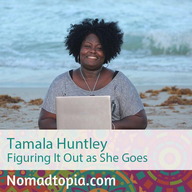Nomadtopia Podcast with Amy Scott