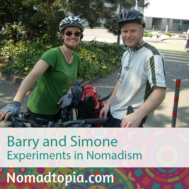 Barry and Simone